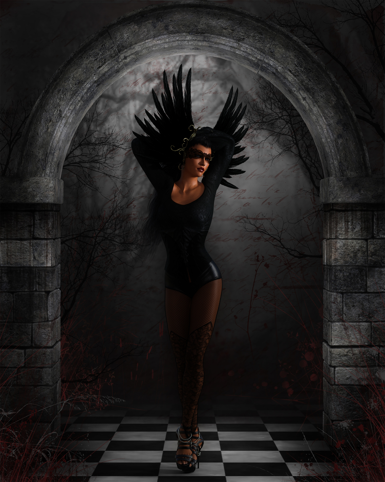 Nevermore by Calico