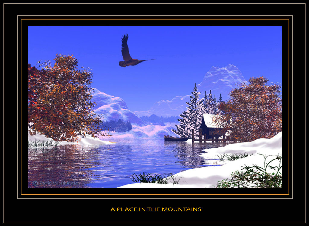 A Place In The Mountains by Daworth