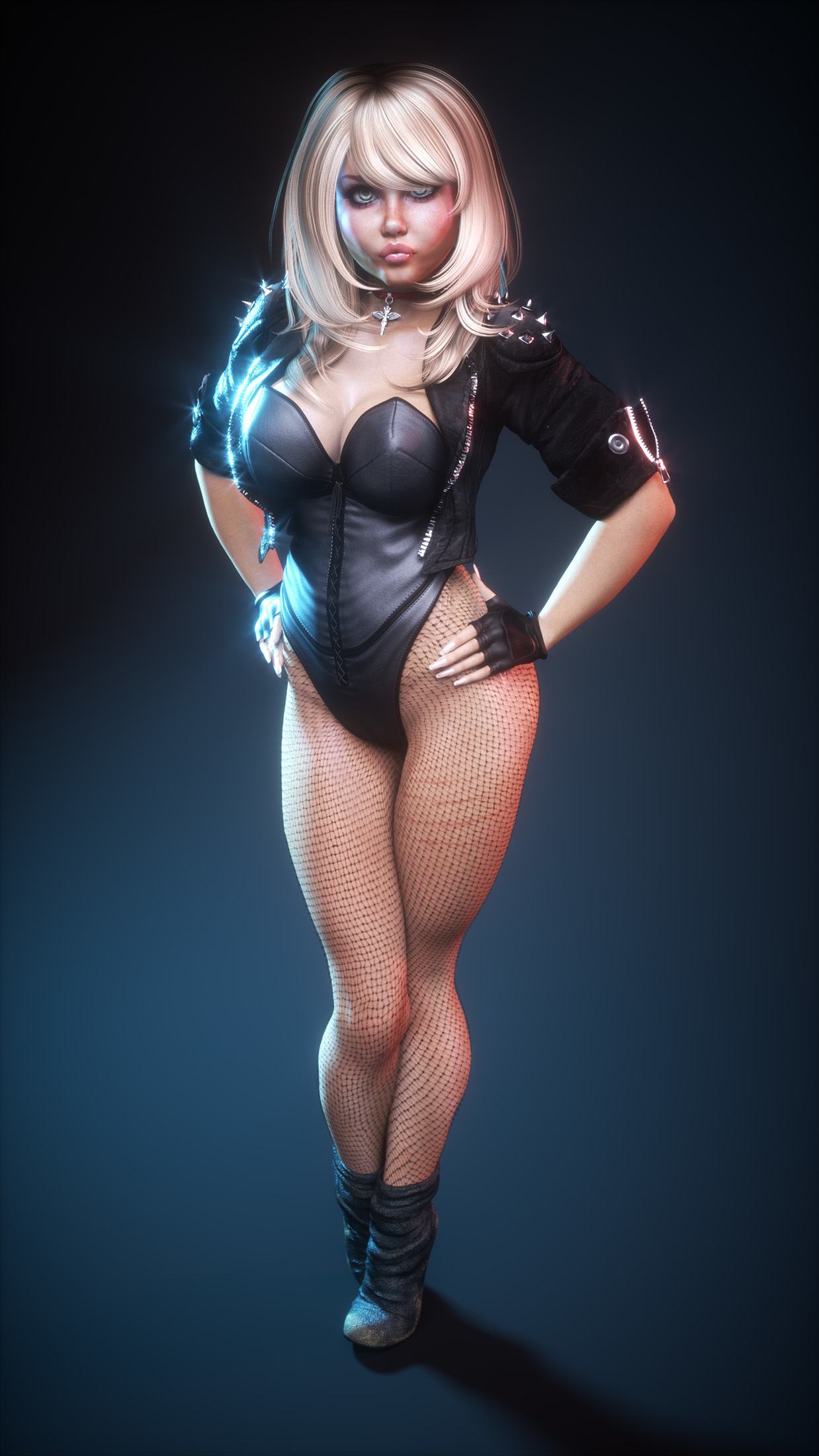 Black Canary by Jelly_Bean