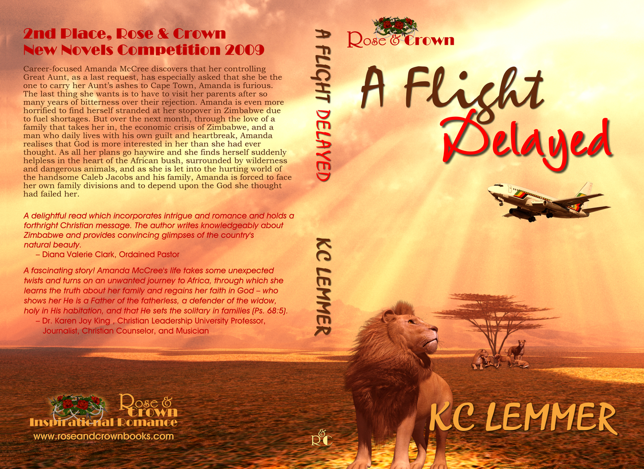 FULL COVER: A FLIGHT DELAYED by screencraft