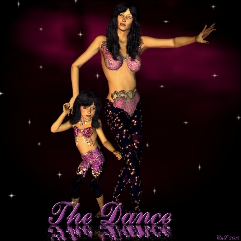 ~~THE DANCE OF LOVE~~