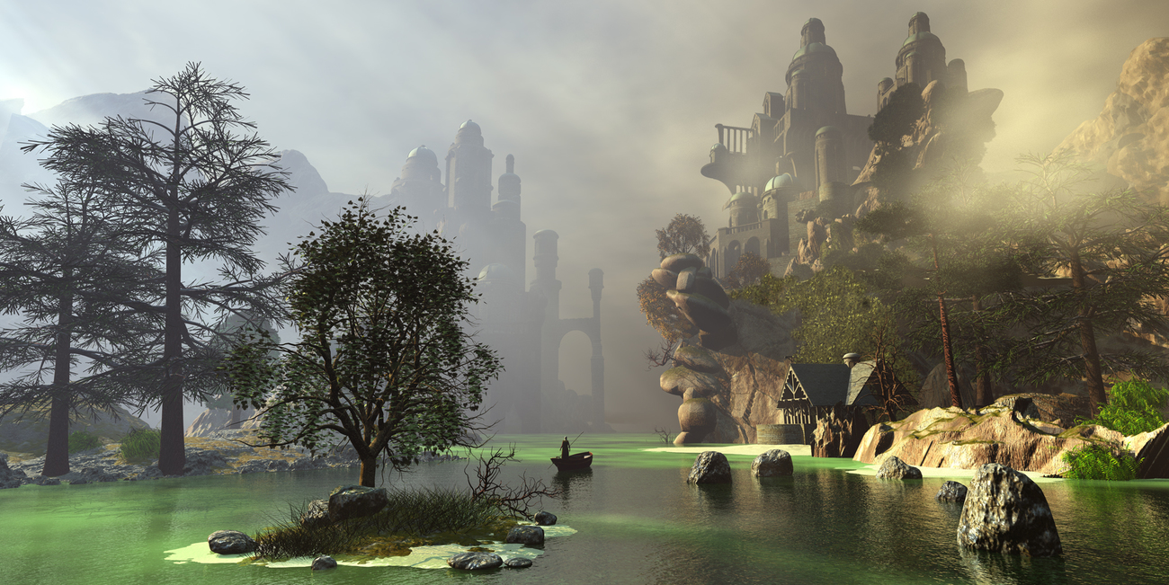 The River of Kingdoms by orbital