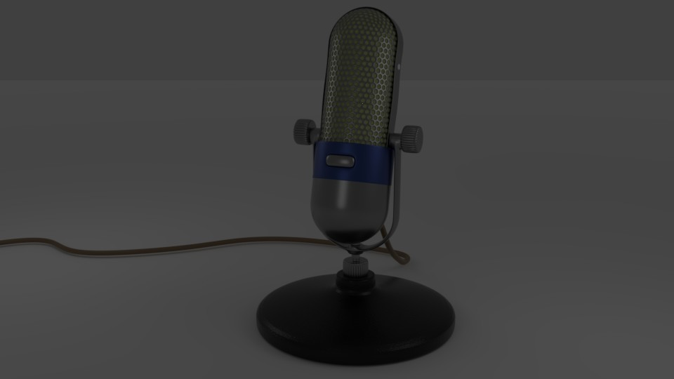 Microphone by DukeNukem2005