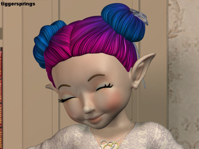 Laci for Sadie & Mae Morphs (Free Stuff) by tiggersprings