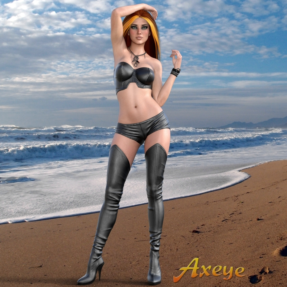 I'm Too Hot by Axeye