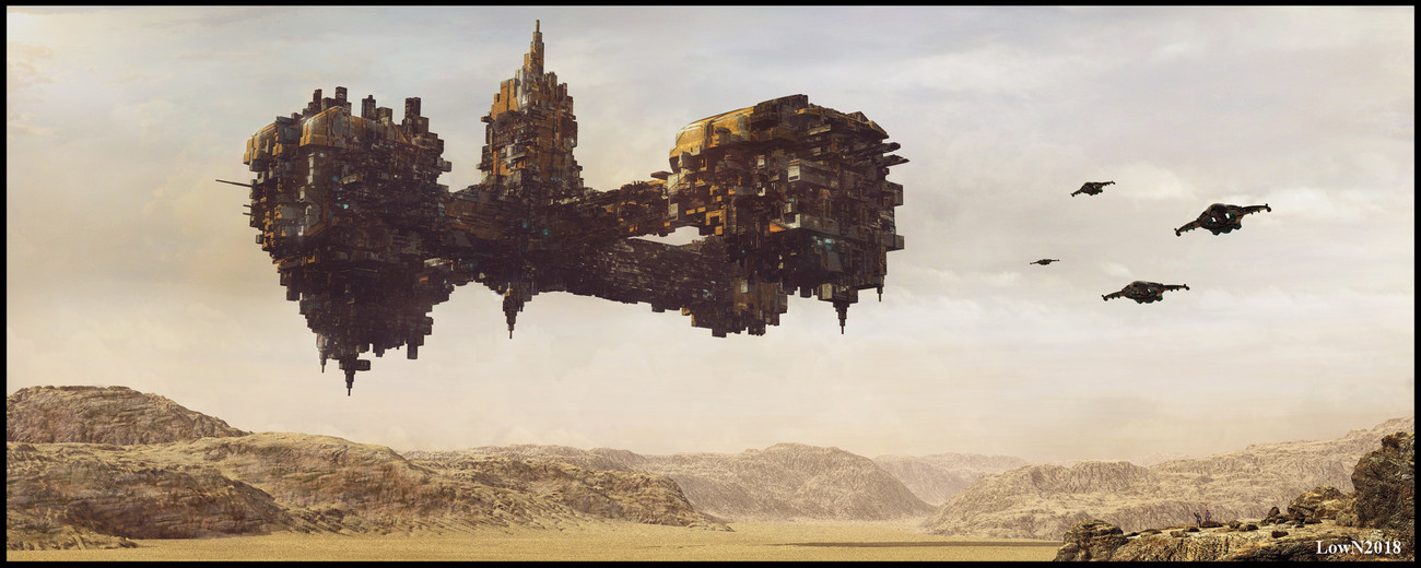Collosus by Lown