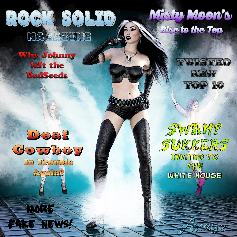 Rock Solid by Axeye