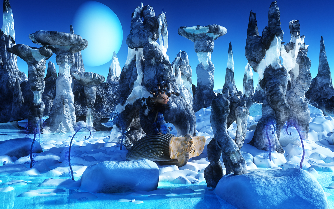 Ice World Malona (2) by SIGMAWORLD