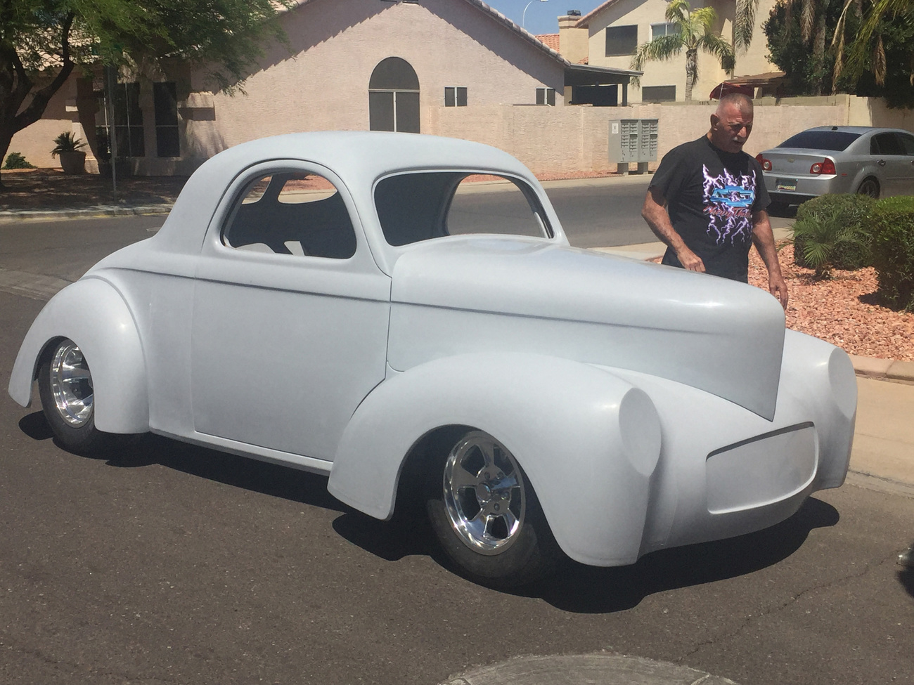 1941 Willy's Coupe by junge1