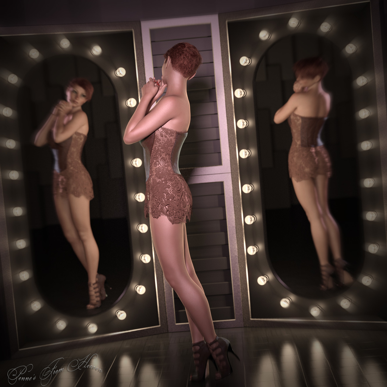 Tastefully Sultry by dollmommy