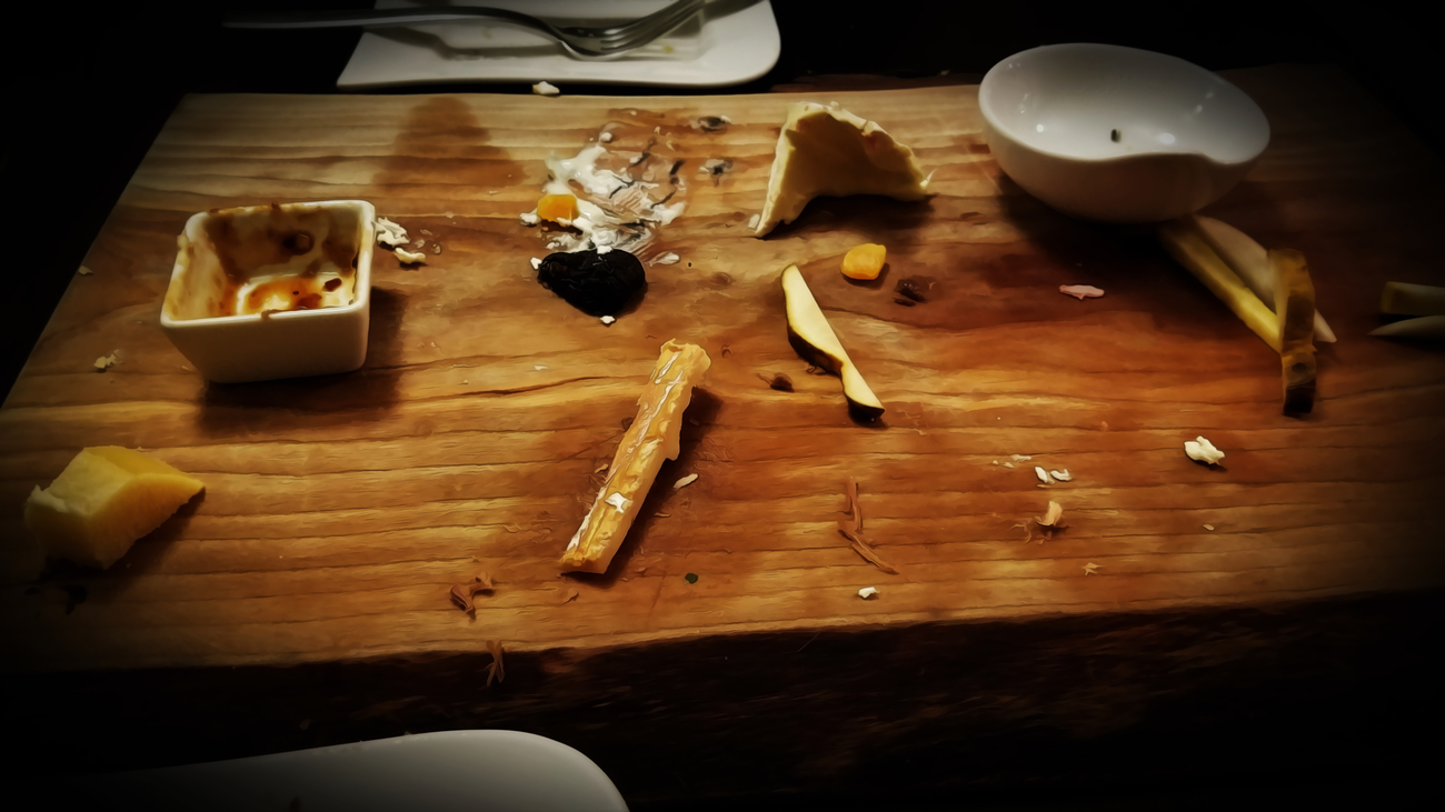 Still Life - Fromagerie, 20 Minutes Later! by kukri