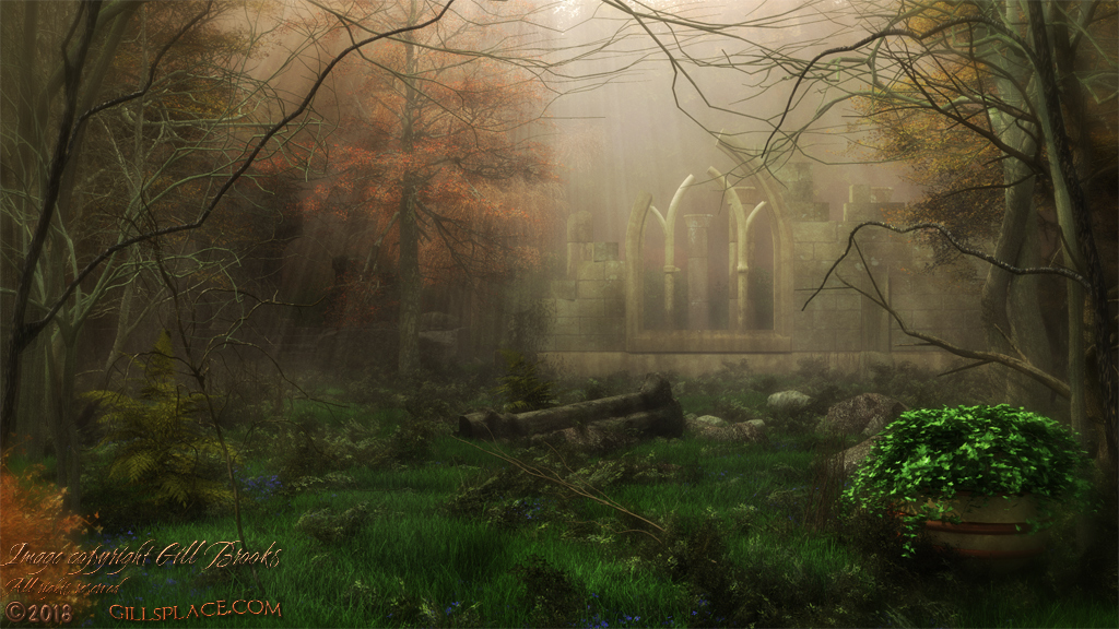 In The Mists Of Time by gillbrooks
