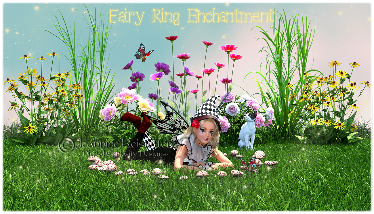 Fairy Ring Enchantment by Cupcake