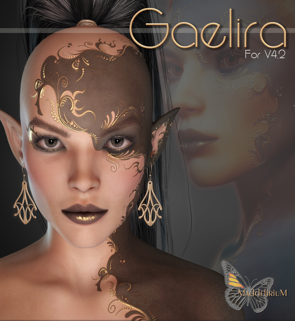 MDD Gaelira for V4.2 : Available Now by Maddelirium