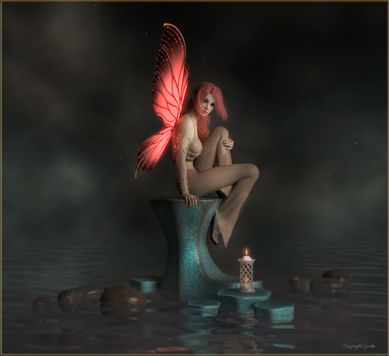 Fairy by Valery3D