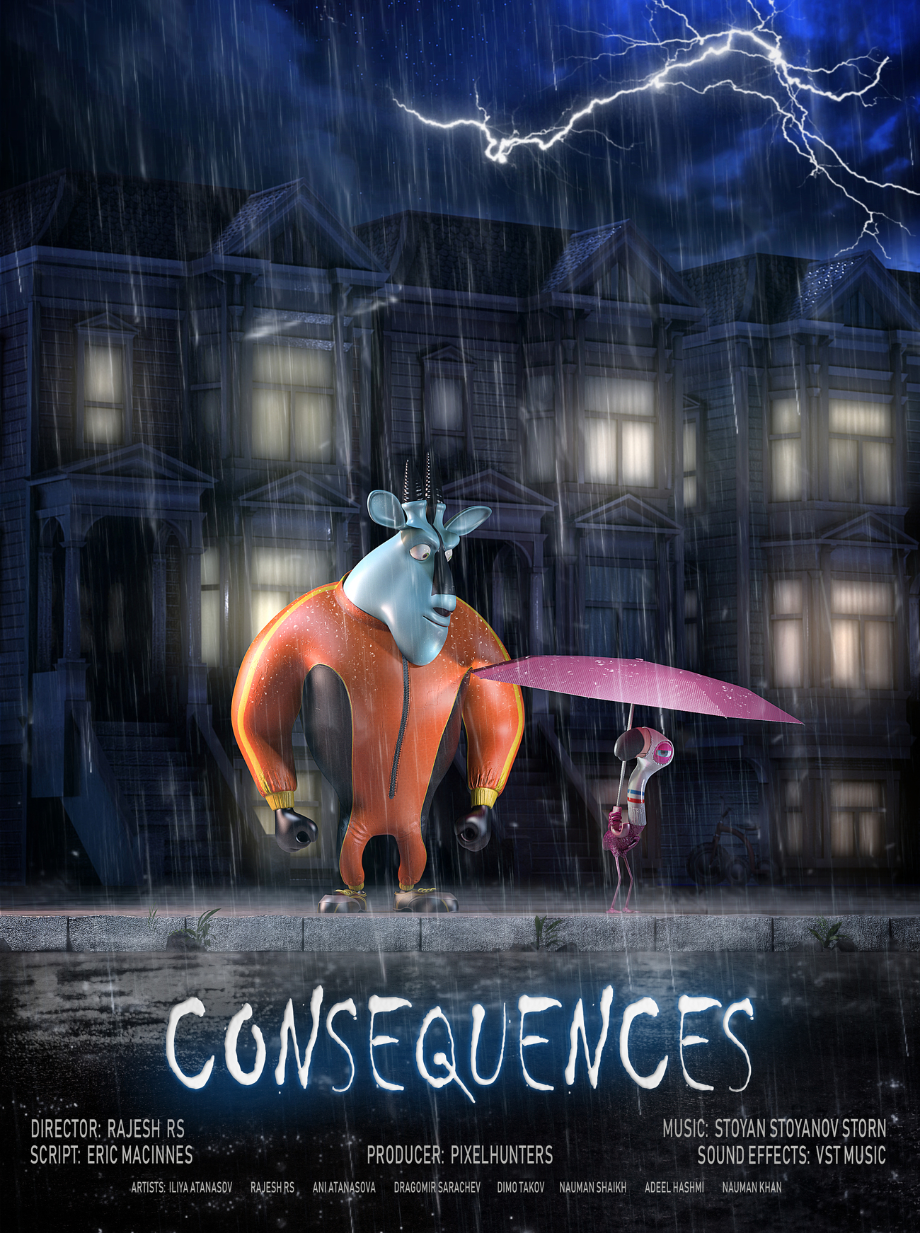 Consequences by Pixelhunters