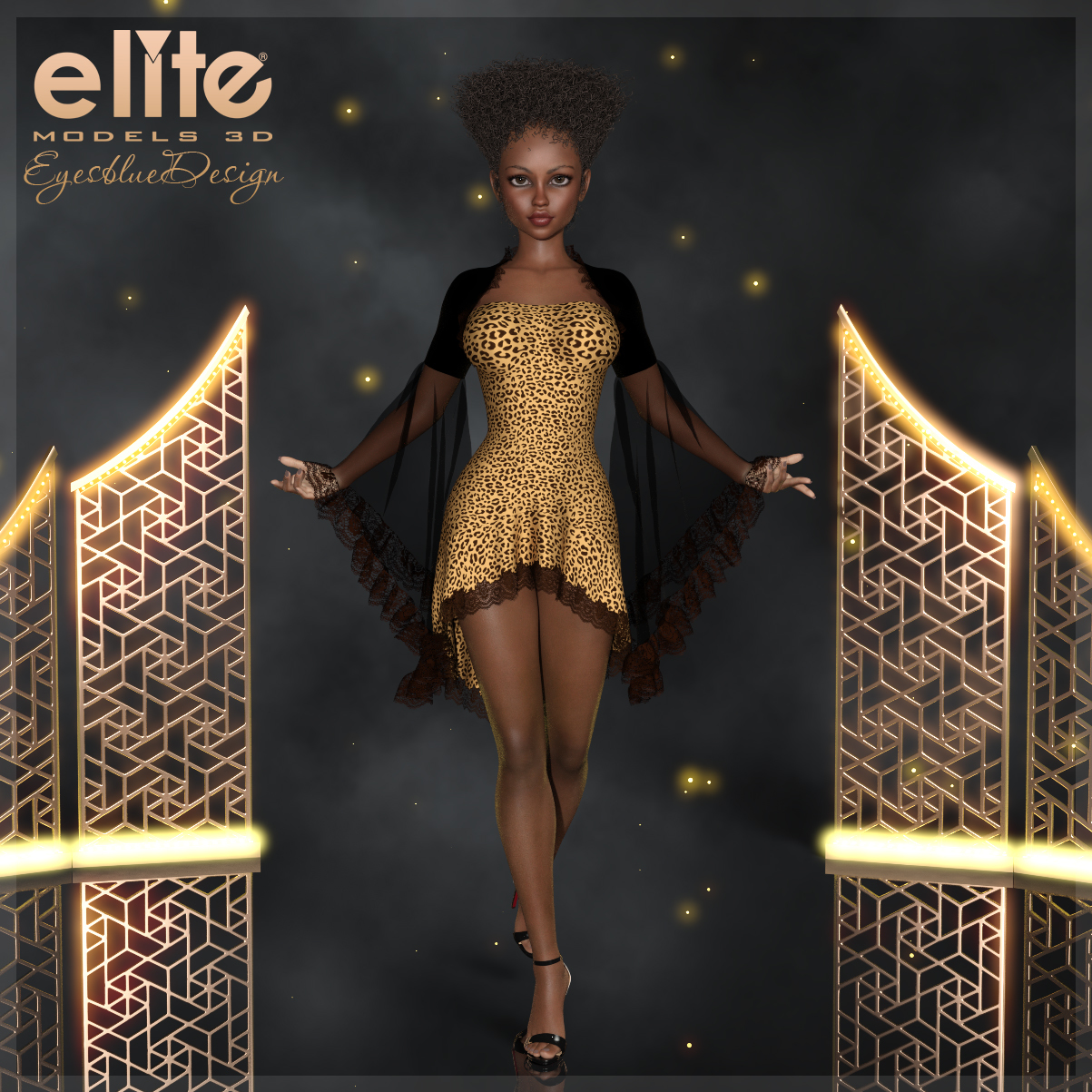 Flamenco Nights for Lully by EyesblueDesign by EliteModels3D
