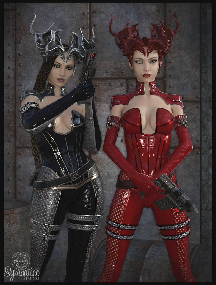 Double Trouble by CaperGirl42