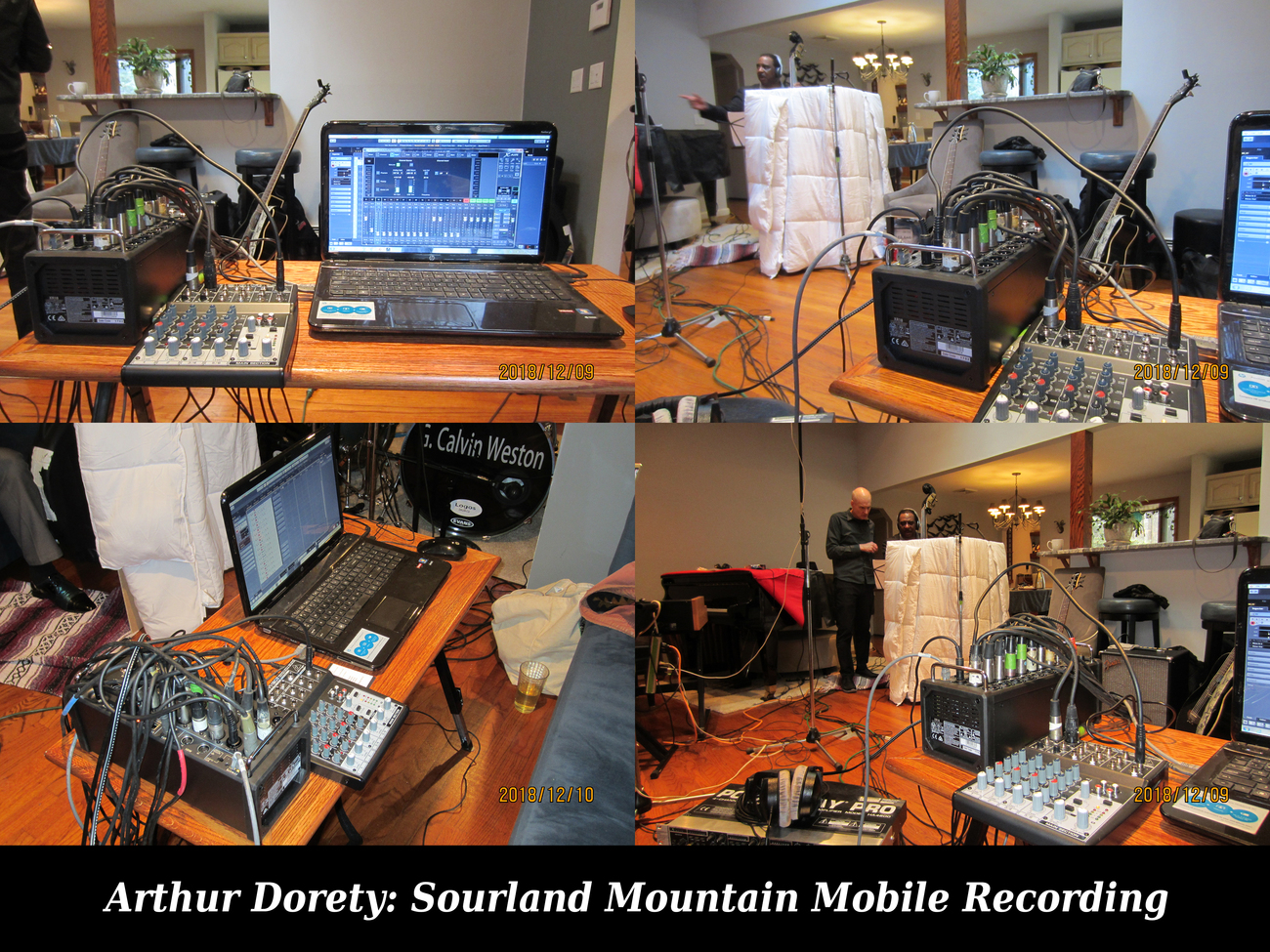 Home Recording 1 of 4 by adorety