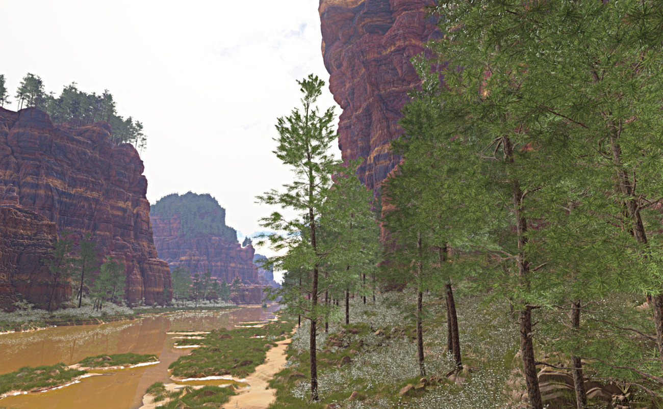 Just another canyon by AndyWelder