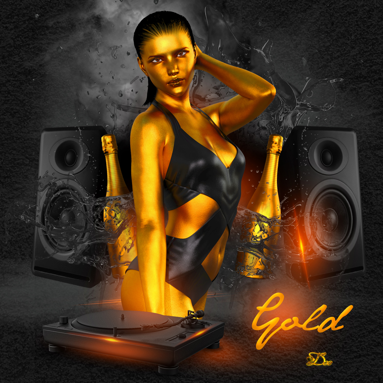 Gold by Freethinker56