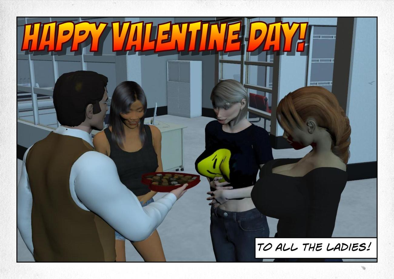 Valentines Day Card by skip