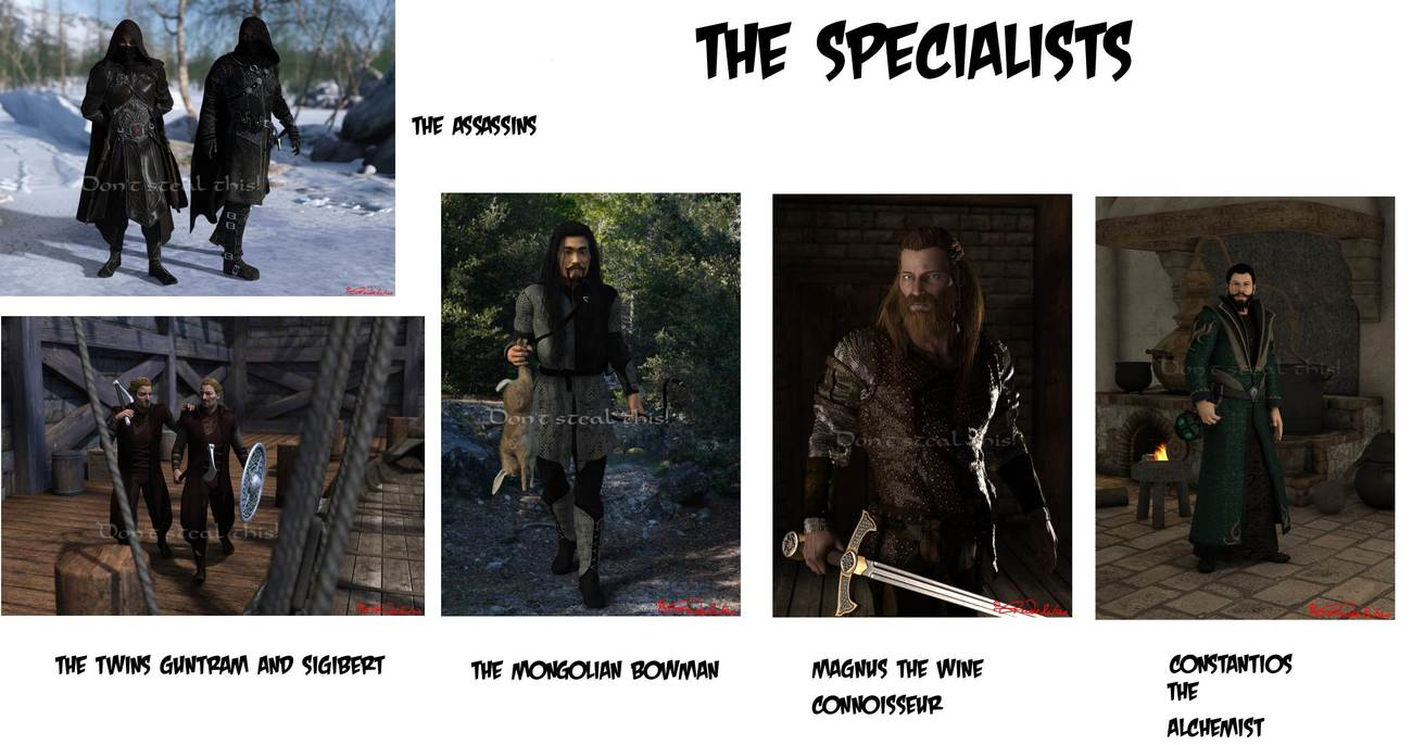 TFLWPT - The Specialists