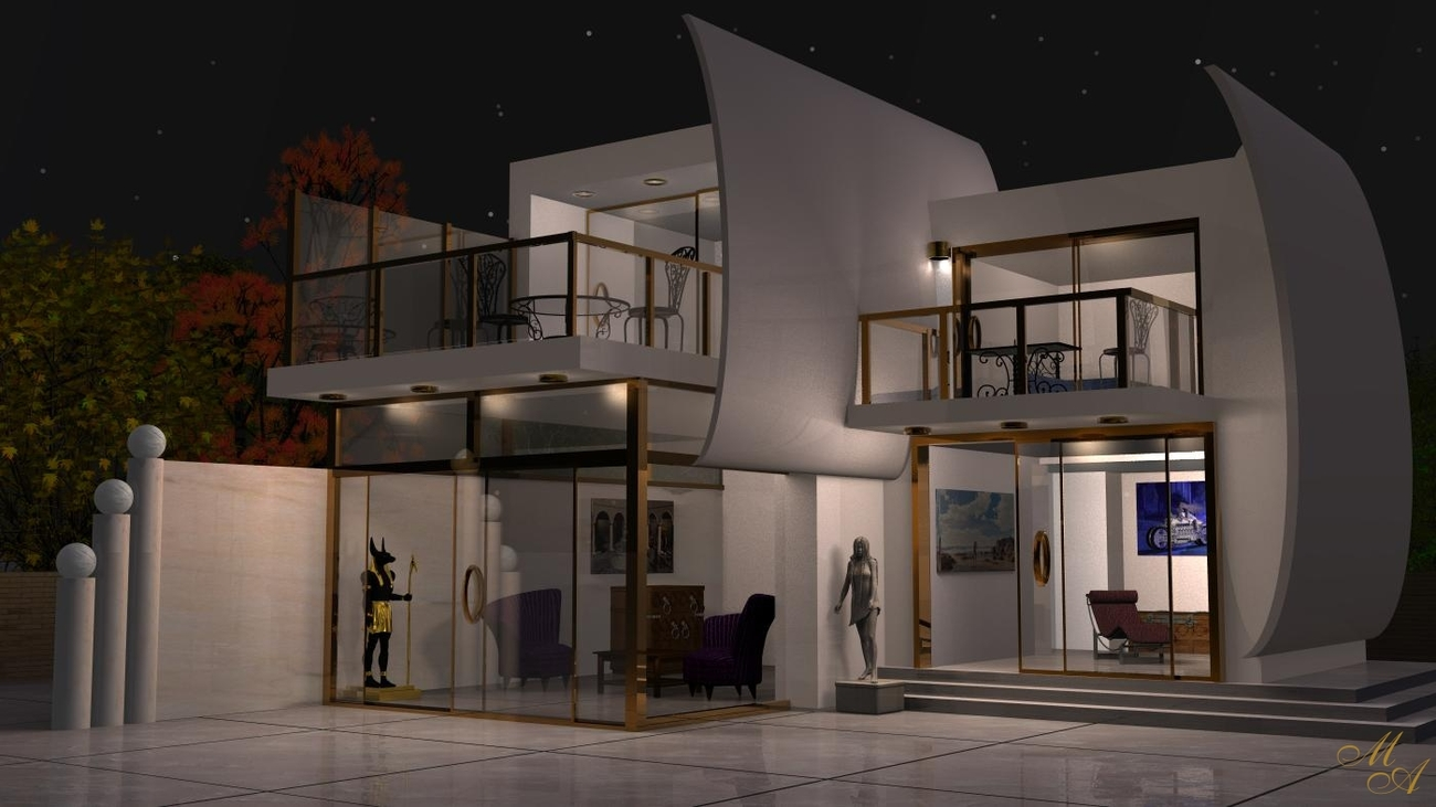 Dreamhome No 1 by Mugie