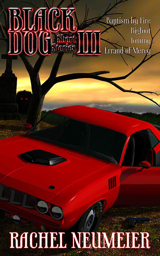 Black Dog Short Stories III ~ Cover art & Desi by AidanaWillowRaven