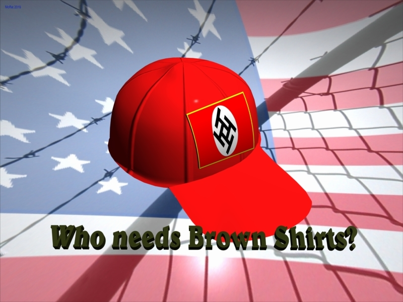 Who Needs Brown Shirts? by intro