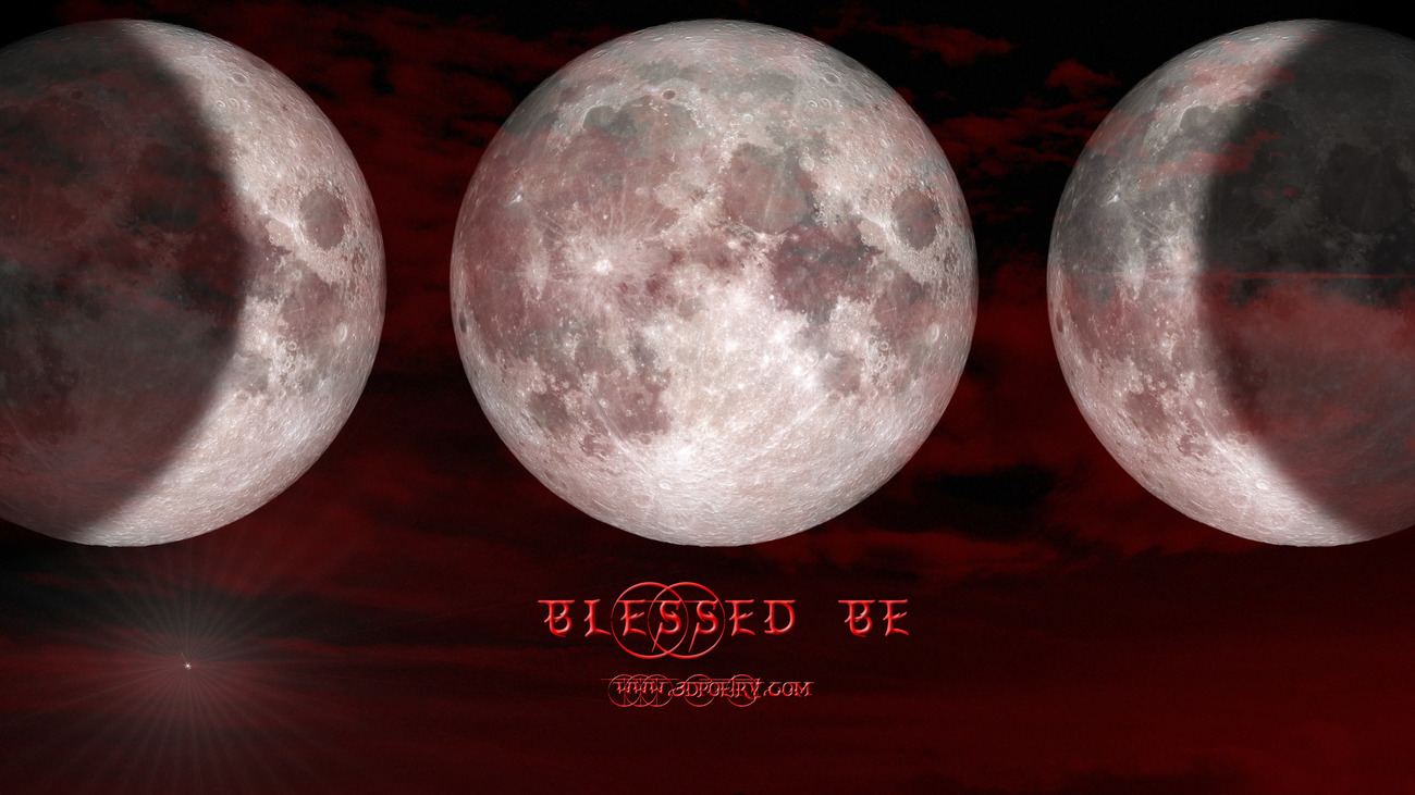 Blessed Be by 3dpoetry