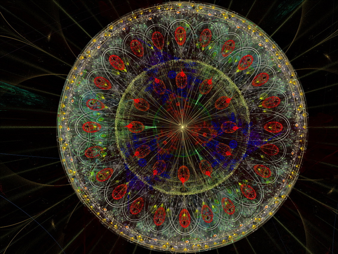 THE  GREAT CIRCLE  OF  LIFE by VEDES