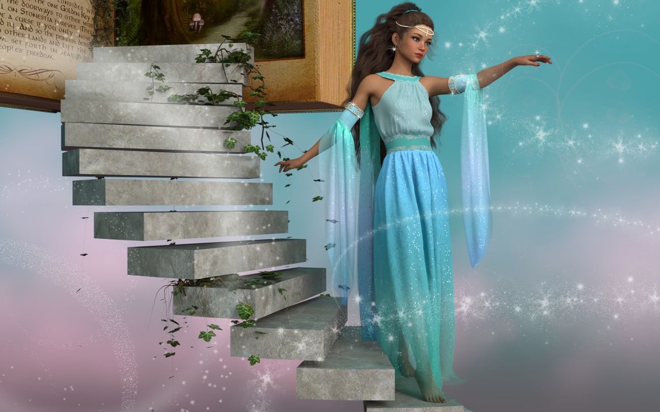 Princess From A Storybook