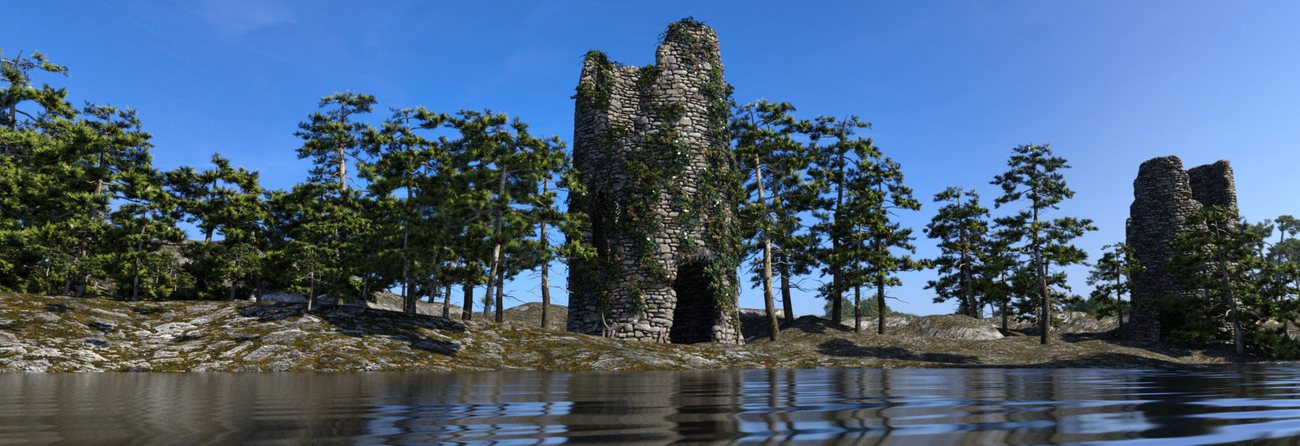 Medieval Tower 2 by joaq