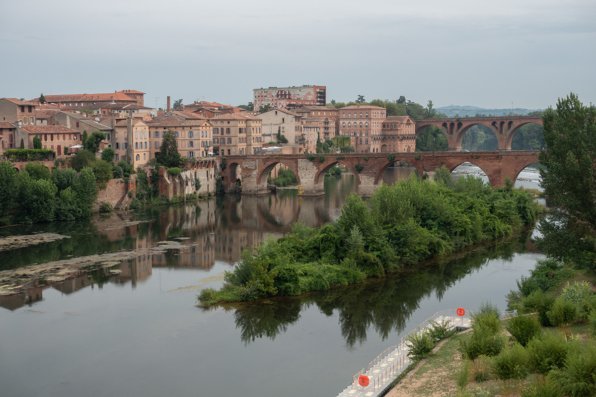Albi ( France) by martial