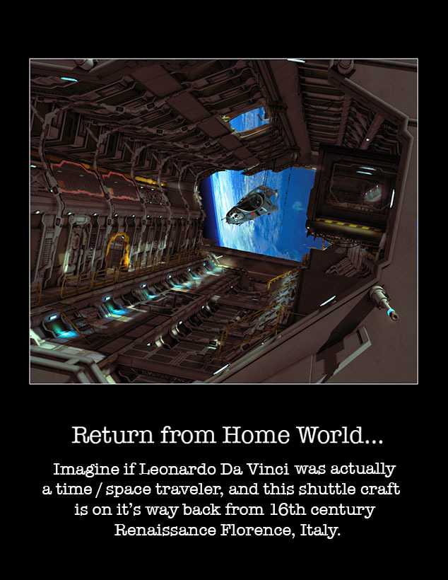 Return from Home World