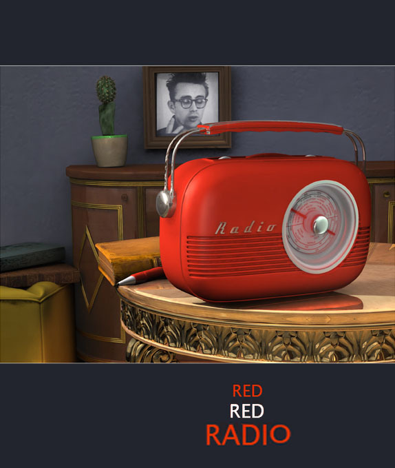 Red Red Radio