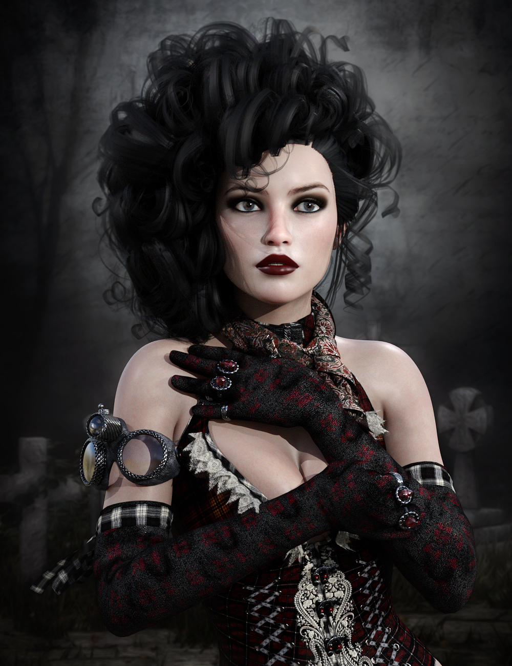 Gothy Aryabella by Propschick