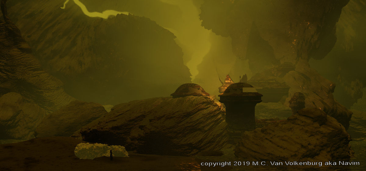 Miners Colony by Navim