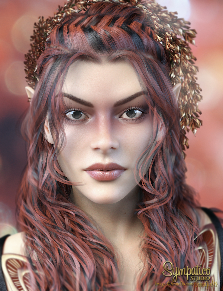 Eira Close up by CaperGirl42