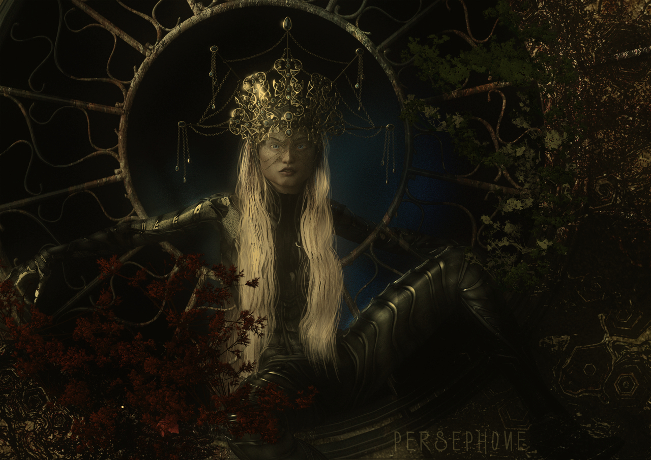 Persephone by dayna2
