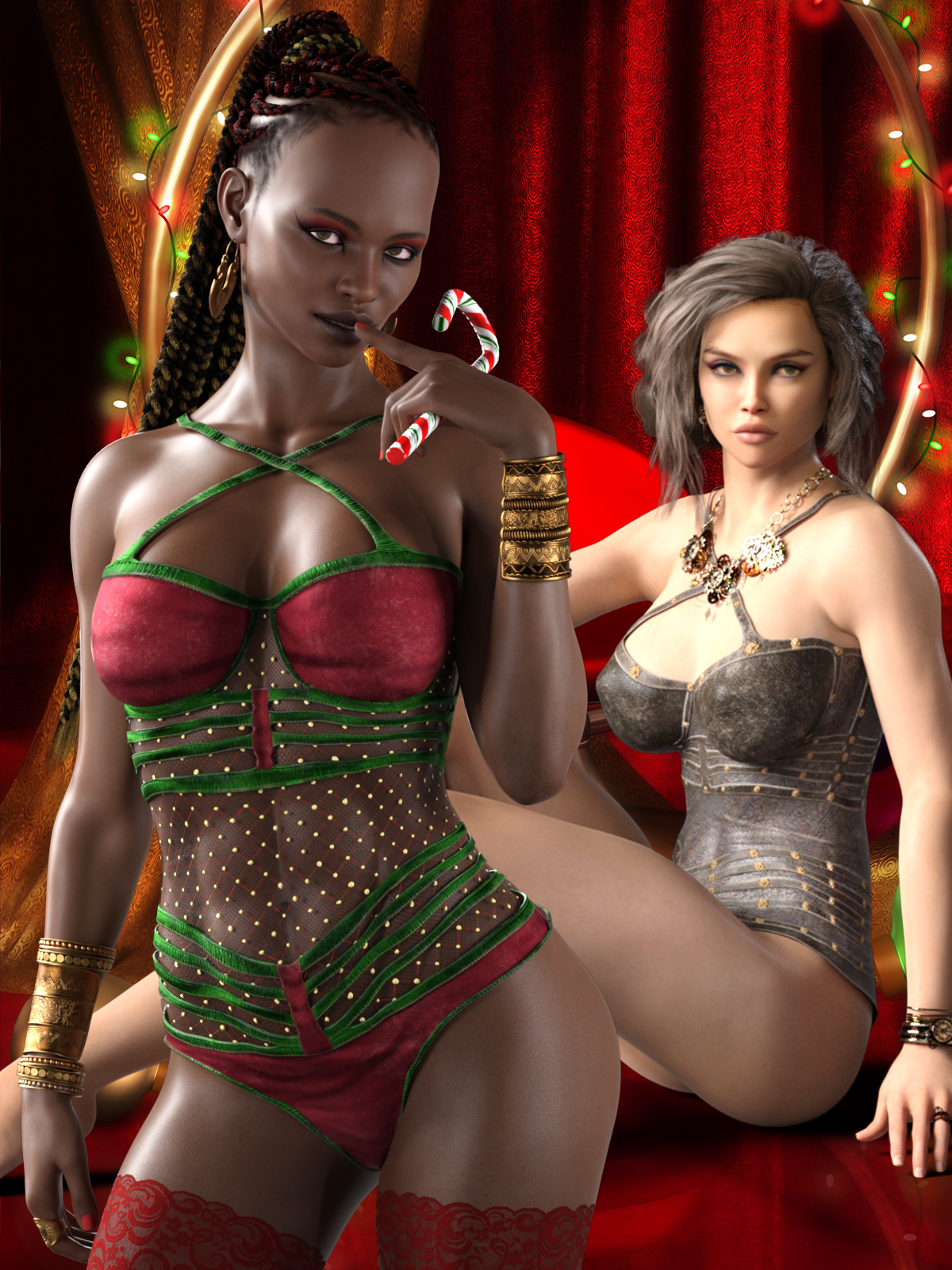 Holiday Cheer by Deecey