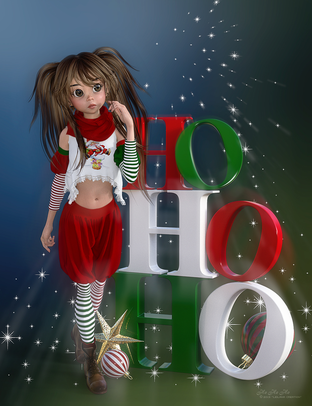~*HoHoHo*~ by Leilana