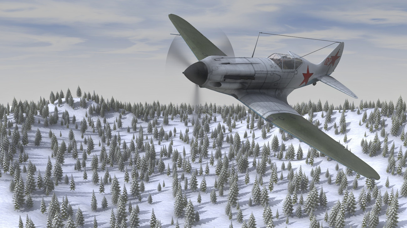 Russian Over Snow by AliceFromLake