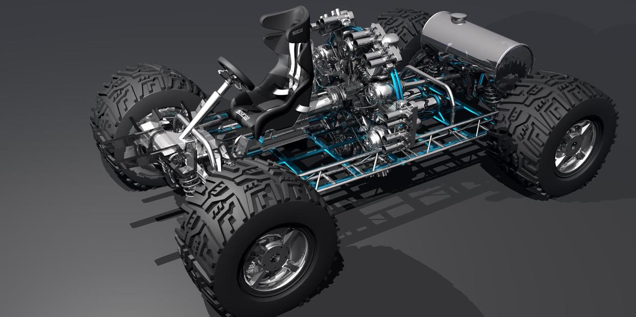 Concept Buggy by woodywoo