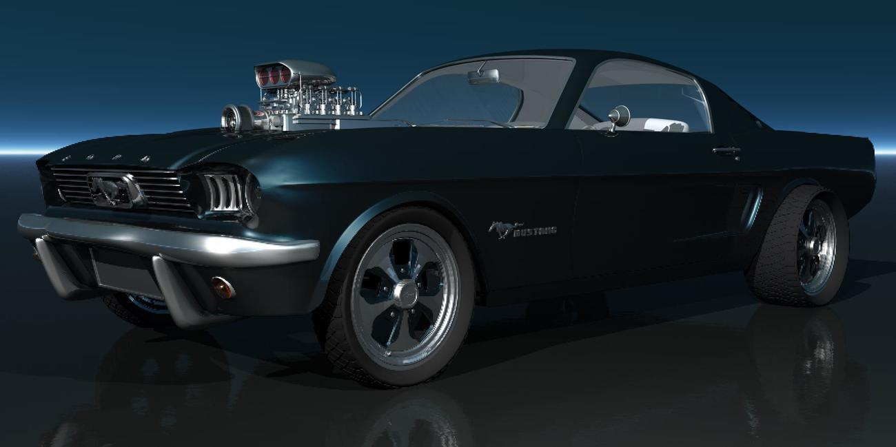 66 Modified Version by woodywoo