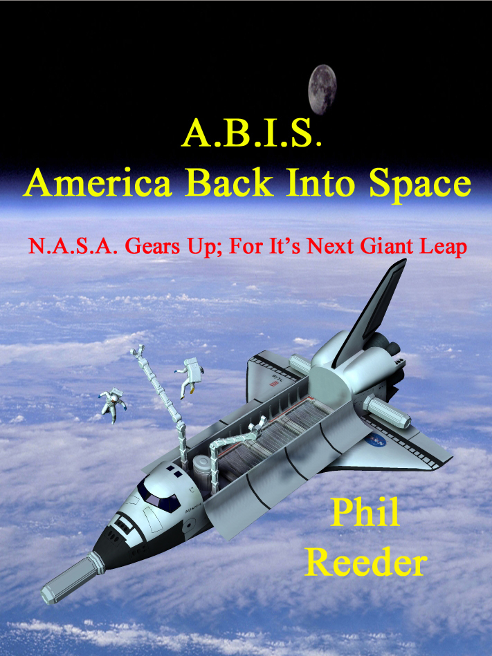 My new book - A.B.I.S. America Back Into Space by preeder