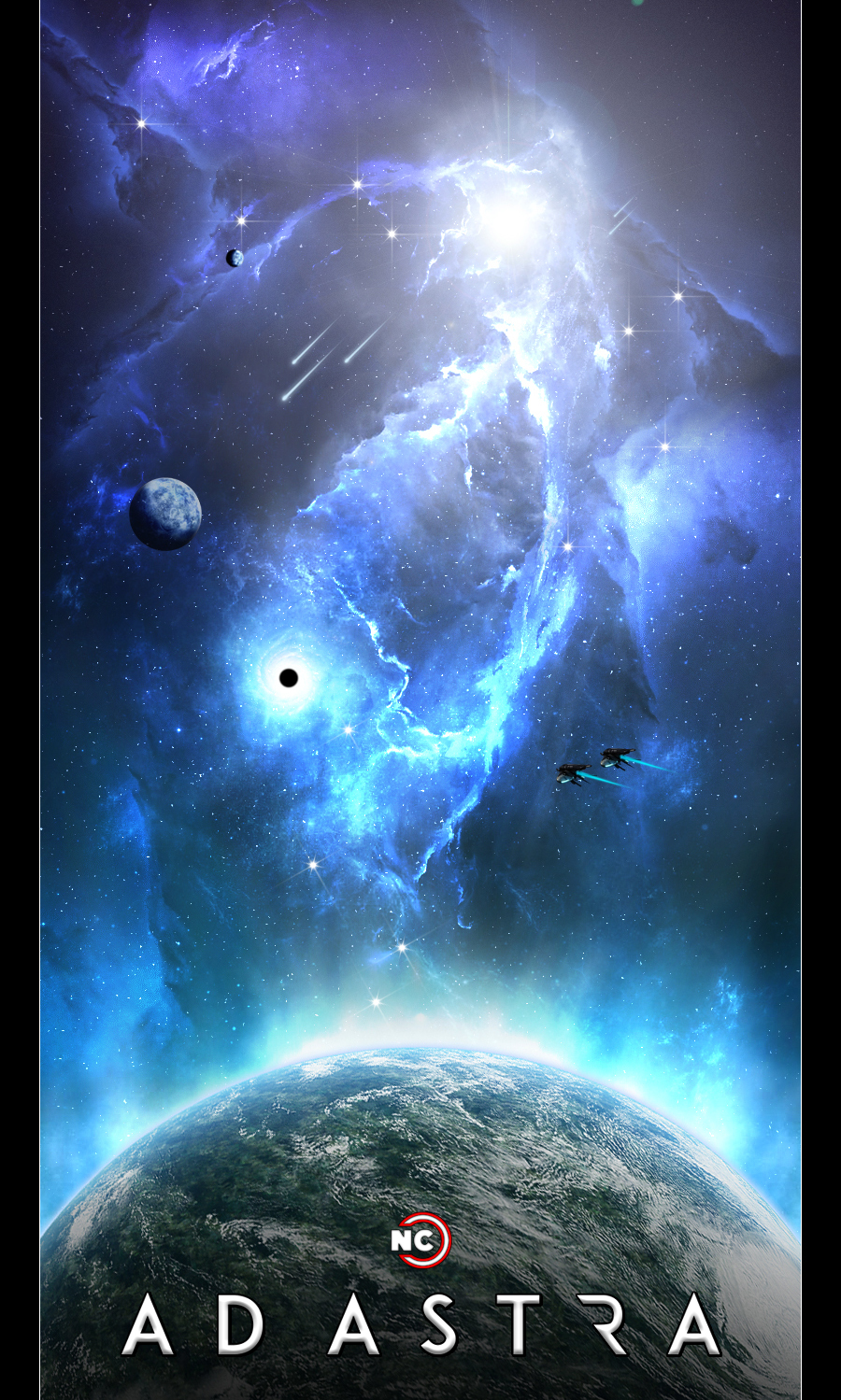 Ad Astra by NafeCarg
