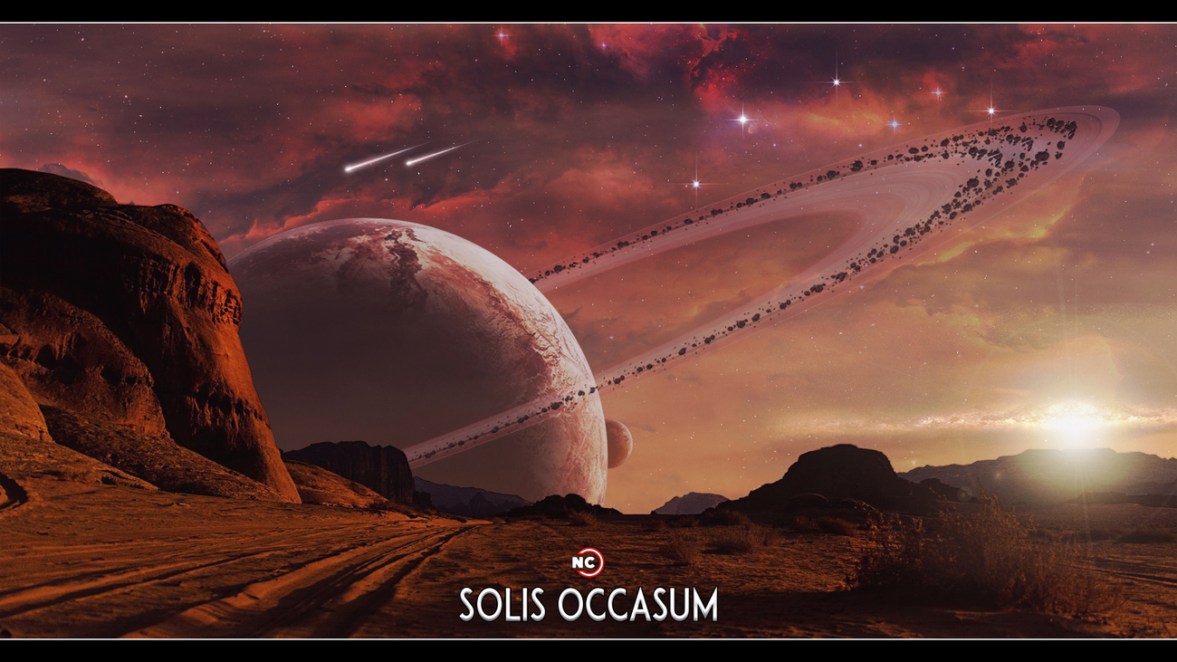 Solis Occasum by NafeCarg