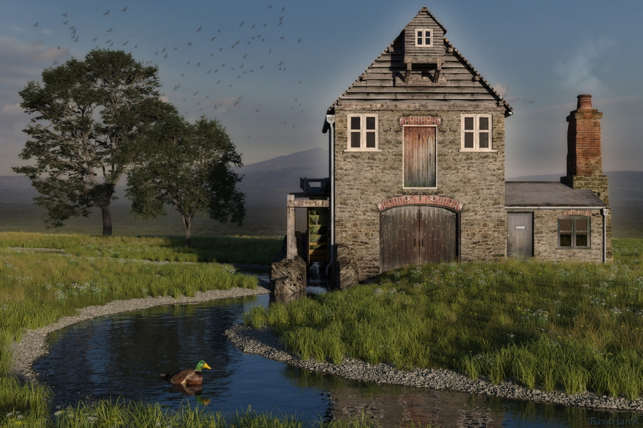 The Mill by BavarianR